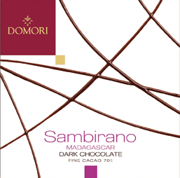 Domori Sambirano - opakowanie