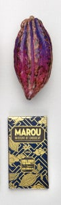 Marou Tien Gang 70 - opakowanie i kabos kakao